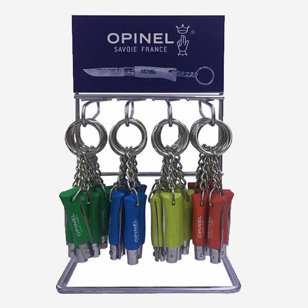 OPINEL INOX RENKLİ 2 NO ÇAKI SETİ (36 LI)