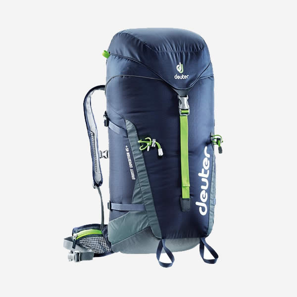 DEUTER GRAVITY EXPEDITION 45+ SIRT ÇANTASI
