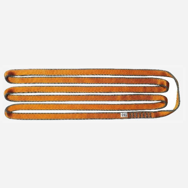CLIMBING TECHNOLOGY PERLON BANT 120 CM GOLD/GREY