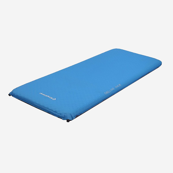 KINGCAMP BLUE/GREY DELUXE WIDE ŞİŞME MAT
