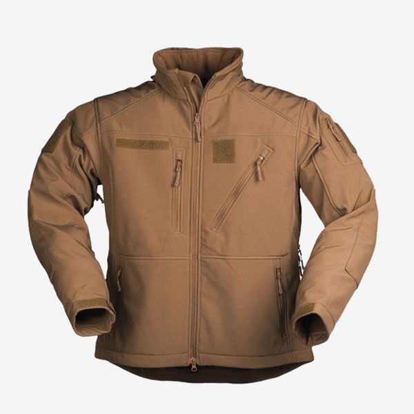 STURM SOFTSHELL OUTDOOR MONT